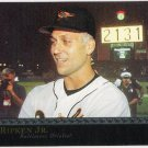 CAL RIPKEN JR 1996 Upper Deck Collectors Choice INSERT Card #1 BALTIMORE ORIOLES FREE SHIPPING