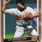 CAL RIPKEN JR 2005 Upper Deck Classics Card #17 BALTIMORE ORIOLES Baseball FREE SHIPPING 17