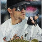 MIKE MUSSINA 1995 Pinnacle Museum Collection INSERT Card #14 BALTIMORE ORIOLES Baseball SASE 14