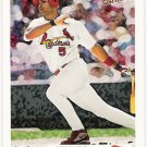 ALBERT PUJOLS 2003 Fleer Double Header Card #129 ST LOUIS CARDINALS Baseball FREE SHIPPING 129
