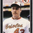 CURT SCHILLING 1989 Donruss ROOKIE Card #635 BALTIMORE ORIOLES Baseball FREE SHIPPING RC 635