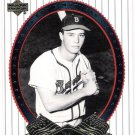 EDDIE MATHEWS 2002 Upper Deck World Series Heroes Card #11 ATLANTA BRAVES Baseball FREE SHIPPING 11