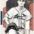 STAN MUSIAL 2003 Fleer Flair Greats Card #22 ST LOUIS CARDINALS Baseball FREE SHIPPING 22