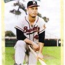 EDDIE MATHEWS 2010 Topps Update More Tales Of The Game INSERT Card #MTOG-4 ATLANTA BRAVES Baseball