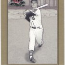 EDDIE MATHEWS 2002 Fleer Fall Classics Card #41 ATLANTA BRAVES Baseball FREE SHIPPING 41