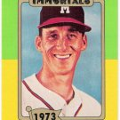 WARREN SPAHN 1980-87 SSPC HOF Baseball Immortals Card #139 ATLANTA BRAVES Baseball FREE SHIPPING