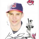 GRADY SIZEMORE 2012 Topps Archives Card #48 CLEVELAND INDIANS Baseball SASE 48