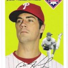 COLE HAMELS 2012 Topps Archives Card #7 PHILADELPHIA PHILLIES Baseball FREE SHIPPING 7
