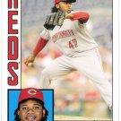 JOHNNY CUETO 2012 Topps Archives Card #152 CINCINNATI REDS Baseball FREE SHIPPING 152