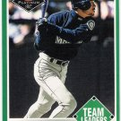 ICHIRO SUZUKI 2001 Fleer Platinum RC Card #436 SEATTLE MARINERS Baseball FREE SHIPPING 436