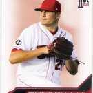 TYLER KEHRER 2009 Tristar Prospects Plus ROOKIE Card #37 LOS ANGELES ANAHEIM ANGELS FREE SHIPPING
