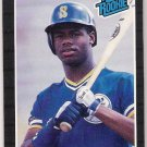 KEN GRIFFEY JR 1989 Donruss ROOKIE Card #33 SEATTLE MARINERS Baseball FREE SHIPPING RC 33