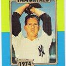 WHITEY FORD 1980-87 SSPC HOF Baseball Immortals Card #144 NEW YORK YANKEES Baseball FREE SHIPPING