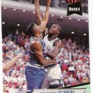 SHAQUILLE O'NEAL 1992-93 Fleer Ultra ROOKIE Card #328 ORLANDO MAGIC Basketball SASE RC 328 Shaq