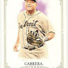 MIGUEL CABRERA 2012 Topps Allen & Ginter Mini INSERT Card #3 DETROIT TIGERS Baseball SASE 3 And