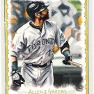 JOSE BAUTISTA 2012 Topps Allen & Ginter Baseball Highlight Sketches INSERT Card #BH-20 BLUE JAYS And