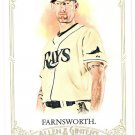 KYLE FARNSWORTH 2012 Topps Allen & Ginter SHORT PRINT Card 304 TAMPA BAY RAYS Baseball FREE SHIPPING