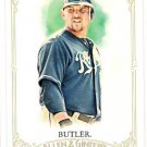 BILLY BUTLER 2012 Topps Allen & Ginter SHORT PRINT Card #329 KANSAS CITY ROYALS Baseball SASE And