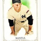 MICKEY MANTLE 2012 Topps Allen & Ginter Card #7 NEW YORK YANKEES Baseball FREE SHIPPING 7
