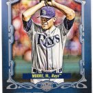 MATT MOORE 2012 Topps Gypsy Queen Future Stars INSERT Card #FS-MM TAMPA BAY RAYS FREE SHIPPING