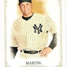 RUSSELL MARTIN 2012 Topps Allen & Ginter SHORT PRINT Card #310 NEW YORK YANKEES FREE SHIPPING 310