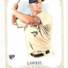 BRETT LAWRIE 2012 Topps Allen & Ginter ROOKIE Card #122 TORONTO BLUE JAYS Baseball FREE SHIPPING 122