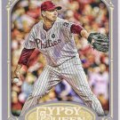 ROY HALLADAY 2012 Topps Gypsy Queen Card #10 PHILADELPHIA PHILLIES Baseball FREE SHIPPING
