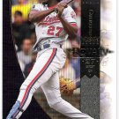 VLADIMIR GUERRERO 2001 Upper Deck Reserve Royalty INSERT Card #R7 MONTREAL EXPOS FREE SHIPPING