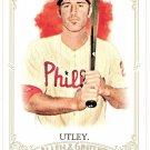 CHASE UTLEY 2012 Topps Allen & Ginter Card #291 PHILADELPHIA PHILLIES Baseball FREE SHIPPING