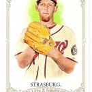 STEPHEN STRASBURG 2012 Topps Allen & Ginter Card #171 WASHIINGTON NATIONALS Baseball FREE SHIPPING