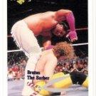BRUTUS BEEFCAKE 1990 Classic WWF Wrestling Card #113 The Barber WWE NWA WCW FREE SHIPPING 113