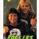 ROCKERS 1990 Classic WWF Wrestling Card #134 SHAWN MICHAELS Marty Jannetty WWE NWA WCW FREE SHIPPING