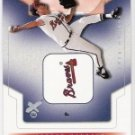 GREG MADDUX 2002 Fleer E-X Behind The Numbers INSERT Card #27BN ATLANTA BRAVES FREE SHIPPING