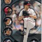 GREG MADDUX 2002 Upper Deck Superstar Summit II Insert Card #SS8 ATLANTA BRAVES Baseball SS8