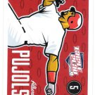 ALBERT PUJOLS 2012 Panini Triple Play Card #37 ANAHEIM LOS ANGELES ANGELS Baseball FREE SHIPPING
