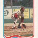 MIKE SCHMIDT 1985 Fleer Star Sticker Card #75 PHILADELPHIA PHILLIES Baseball FREE SHIPPING