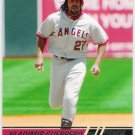 VLADIMIR GUERRERO 2008 Topps Stadium Club Card #61 LOS ANGELES ANAHEIM ANGELS Baseball FREE SHIPPING