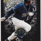 TONY GWYNN 1998 Leaf Gold Star INSERT Card #166 SAN DIEGO PADRES Baseball FREE SHIPPING 166