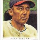 EDD ROUSH 2003 Topps Gallery HOF Card #9 CINCINNATI REDS Baseball FREE SHIPPING 9
