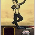 SCOTT HAMILTON 2012 Panini Americana Heroes & Legends EVENT USED Card #112 #d 385/499 FREE SHIPPING