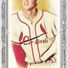 STAN MUSIAL 2012 Topps Allen & Ginter BLACK BORDER Mini Insert Card #88 ST LOUIS CARDINALS 88