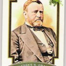 ULYSSES S GRANT 2012 Topps Allen & Ginter Worlds Greatest Military Leaders Mini INSERT Card #ML-9