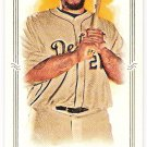 PRINCE FIELDER 2012 Topps Allen & Ginter SHORT PRINT Mini A&G Back INSERT Card #338 DETROIT TIGERS