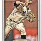 MATT CAIN 2012 Topps Gypsy Queen Mini INSERT Card #305 SAN FRANCISCO GIANTS Baseball FREE SHIPPING