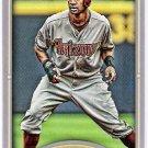 CHRIS YOUNG 2012 Topps Gypsy Queen Mini INSERT Card #335 ARIZONA DIAMONDBACKS Baseball FREE SHIPPING