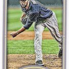 DAVID PRICE 2012 Topps Gypsy Queen Mini INSERT Card #70 TAMPA BAY RAYS Baseball FREE SHIPPING 70