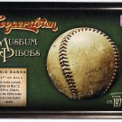 ERNIE BANKS 2012 Panini Cooperstown Museum Pieces INSERT Card #2 CHICAGO CUBS FREE SHIPPING 2