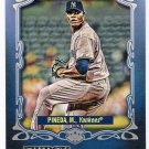 MICHAEL PINEDA 2012 Topps Gypsy Queen Future Stars INSERT Card #FS-MP NEW YORK YANKEES FREE SHIPPING