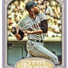 WILLIE MCCOVEY 2012 Topps Gypsy Queen Card #246 SAN FRANCISCO GIANTS Baseball FREE SHIPPING 246