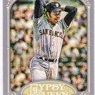 JUAN MARICHAL 2012 Topps Gypsy Queen Card #239 SAN FRANCISCO GIANTS Baseball FREE SHIPPING 239